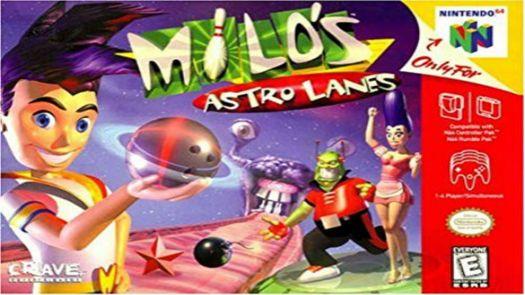 Milo's Astro Lanes (E)