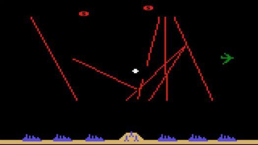 Missile Command (1983) (Atari)