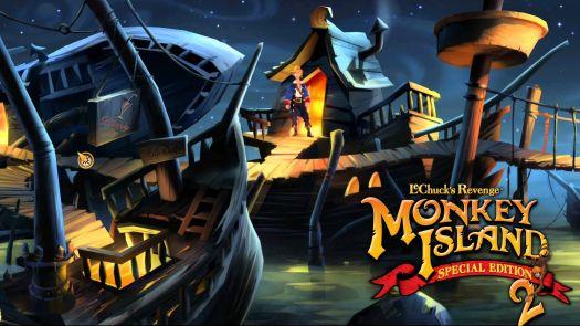 Monkey Island 2 LeChuck's Revenge (Floppy DOS VGA) Game