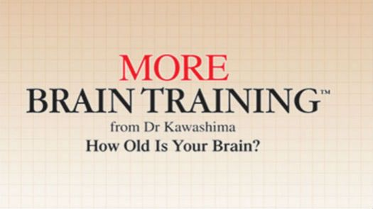More Brain Training from Dr Kawashima - How Old Is Your Brain (E)(FireX)