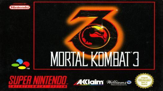 Mortal Kombat 3 (Beta)