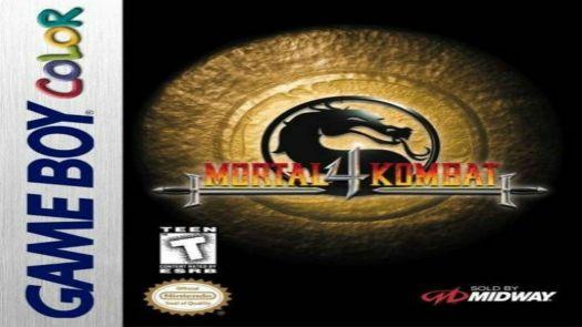 Mortal Kombat 4 USA