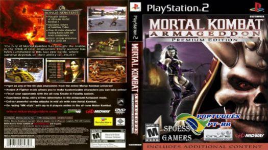 Mortal Kombat - Armageddon - Premium Edition