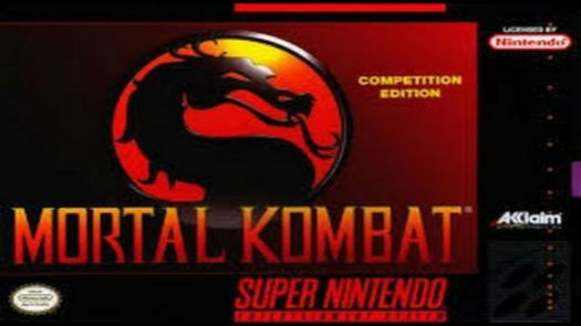 Mortal Kombat Turbo (Hack)