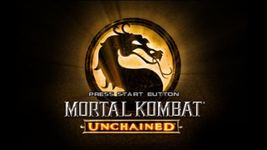 Mortal Kombat - Unchained (E)