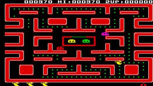 Ms. Pacman (1985)(Atarisoft)