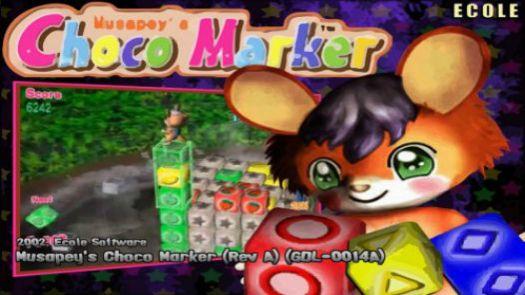 Musapeys Choco Marker