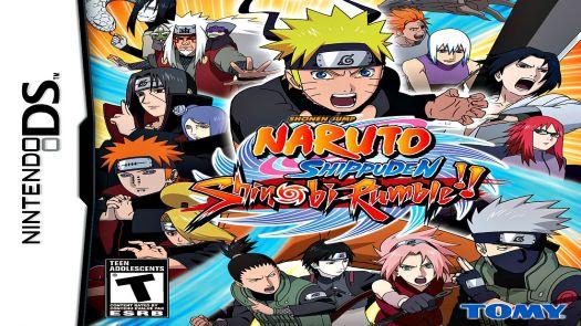 Naruto Shippuden - Shinobi Rumble