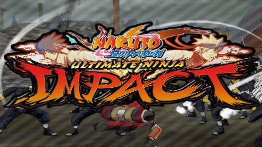 Naruto Shippuden - Ultimate Ninja Impact