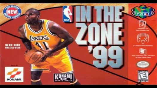 NBA In The Zone '99 (J)