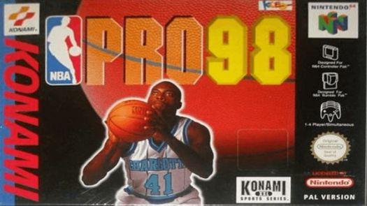 NBA Pro 98 (E)