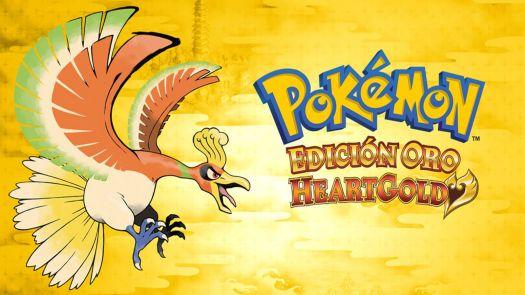 Pokemon: Edicion Oro HeartGold (S)