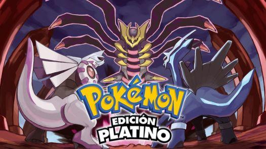 Pokemon: Edicion Platino