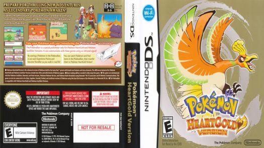 Pokemon - HeartGold Version