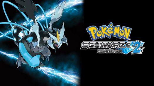 Pokemon Schwarze Edition 2 (frieNDS)