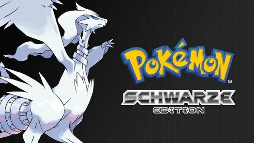 Pokemon: Schwarze Edition (DE)