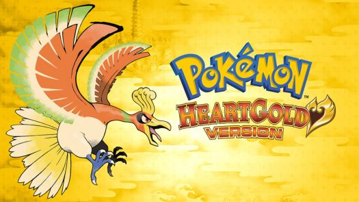 Pokemon: Version Or HeartGold