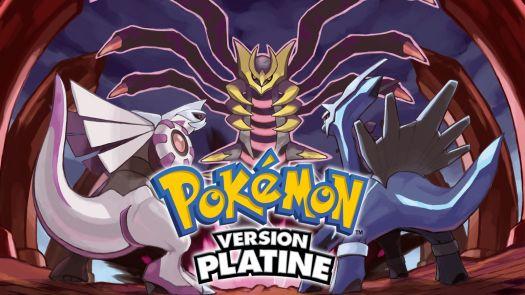 Pokemon: Version Platine (FR)