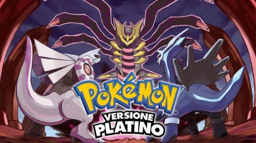 Pokemon: Versione Platino (IT)