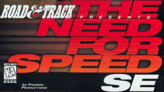 Need for Speed Special Edition