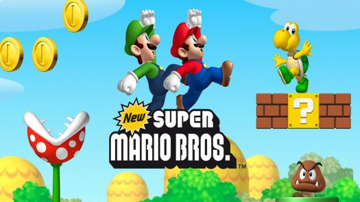 New Super Mario Bros. (Supremacy) (EU)
