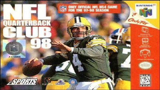 NFL Quarterback Club 98 (E)
