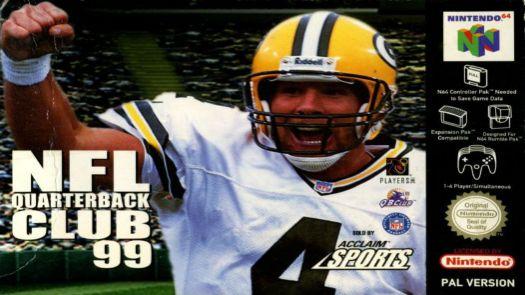 NFL Quarterback Club 99 (E)