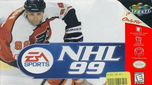 NHL 99 (E)