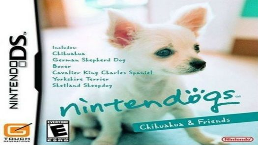 Nintendogs - Chihuahua & Friends (EU)