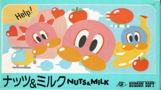 Nuts & Milk (J)