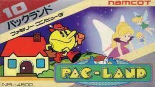 Pac-Land (J)