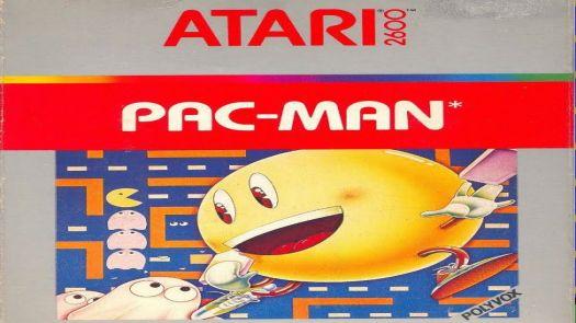 Pac-Man (1981) (Atari)