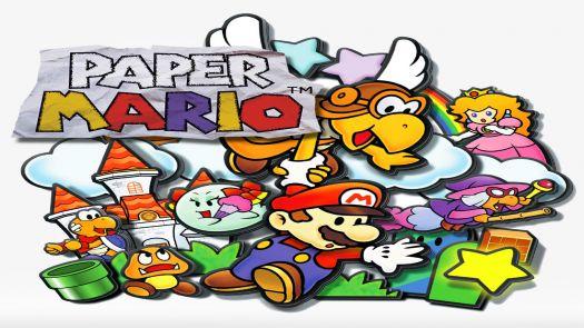 Paper Mario (Europe)