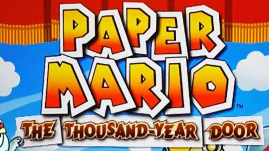 Paper Mario The Thousand Year Door (E)