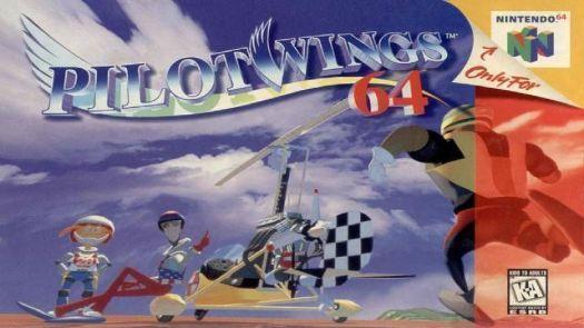 Pilotwings 64 (J)