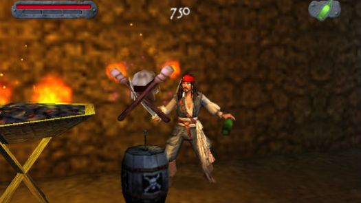 Pirates of the Caribbean - Dead Mans Chest (Japan) (v1.03)
