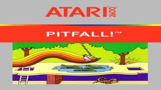 Pitfall! (1982) (Activision)