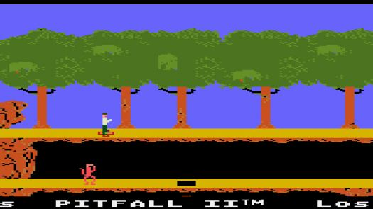 Pitfall II - The Lost Caverns (1984) (Activision)