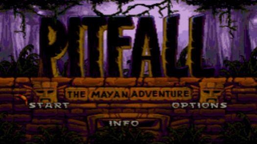 Pitfall - The Mayan Adventure (U)