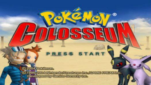 Pokemon Colosseum (E)