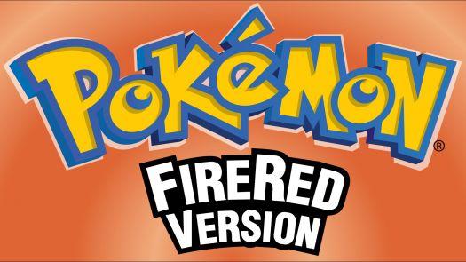Pokemon - Fire Red Version - (V1.1)