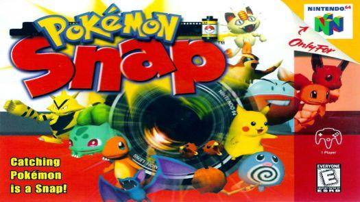 Pokemon Snap (Spain)