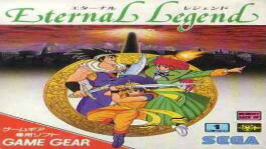 Pokemon Legends - Eternal Legend