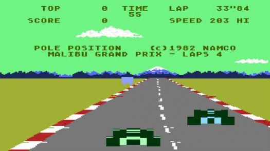 Pole Position (1983) (Atari)