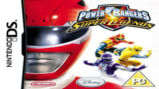 Power Rangers - Super Legends (EU)