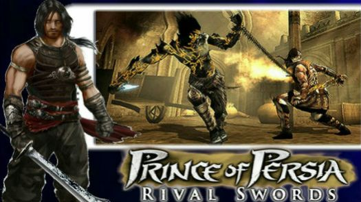 Prince Of Persia - Rival Swords (E)