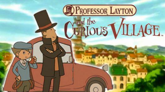 Professor Layton And The Curious Village (EU)