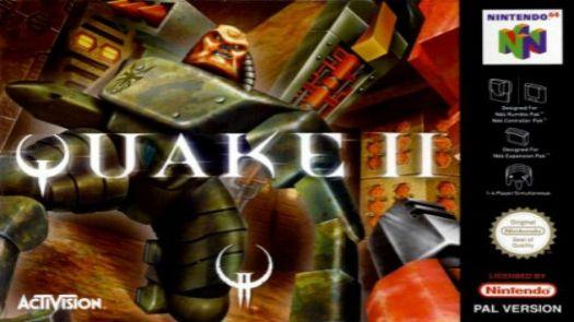 Quake II (Europe)