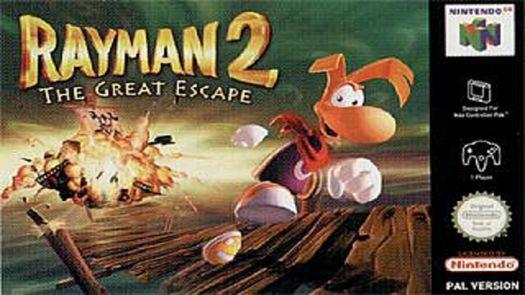 Rayman 2 - The Great Escape (EU)