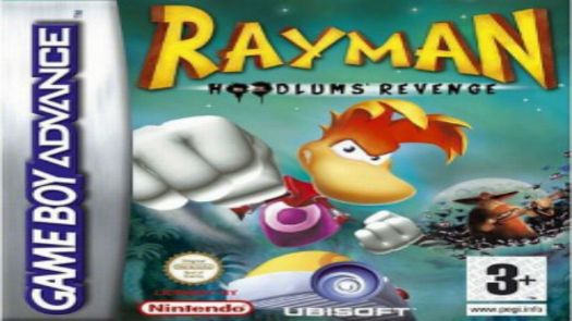 Rayman - Hoodlums' Revenge (Endless Piracy) (EU)